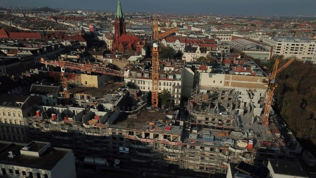 Pappelallee Bauprojekt rdi Ingenieurgesellschaft mbH